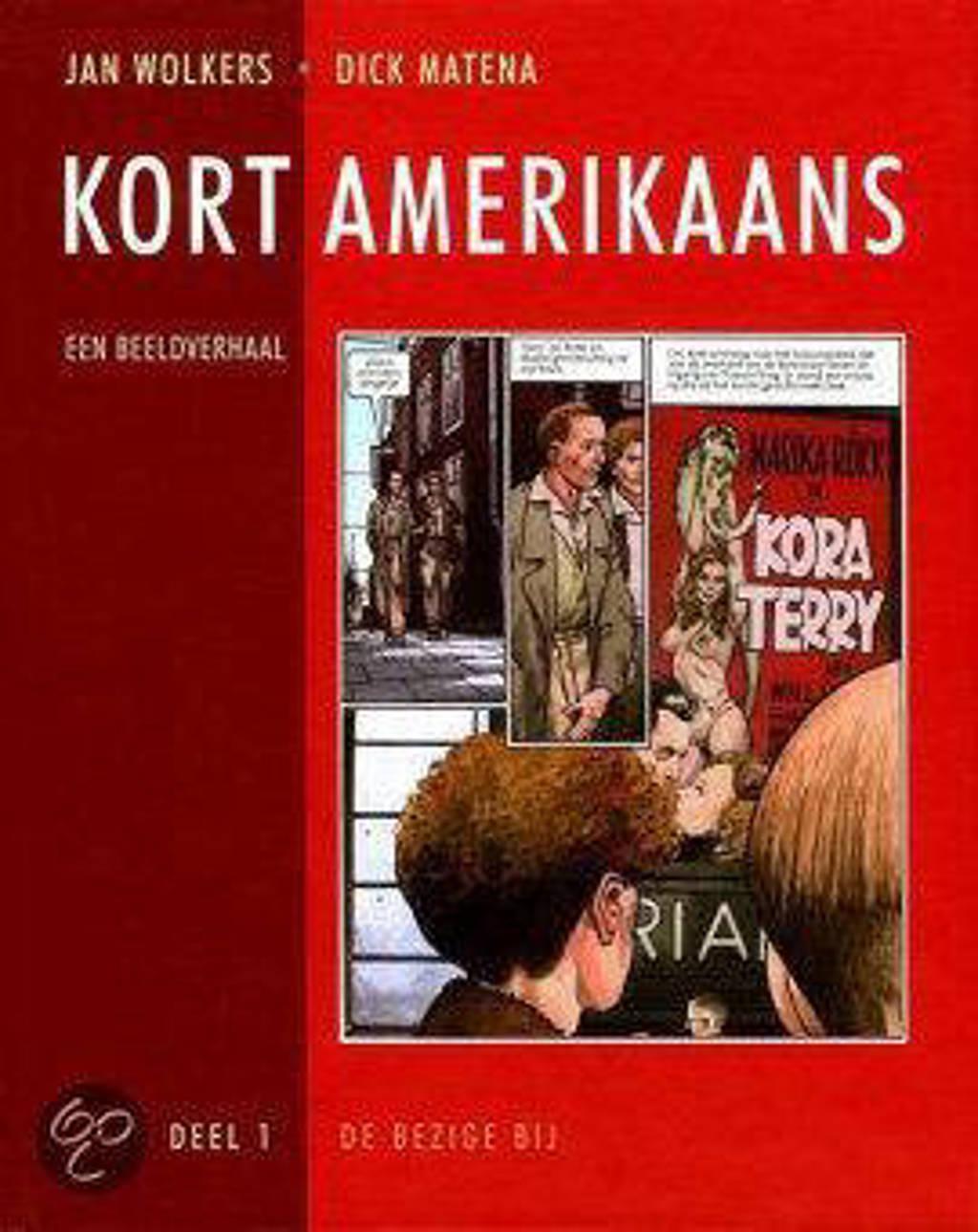 Kort Amerikaans 1 - Jan Wolkers