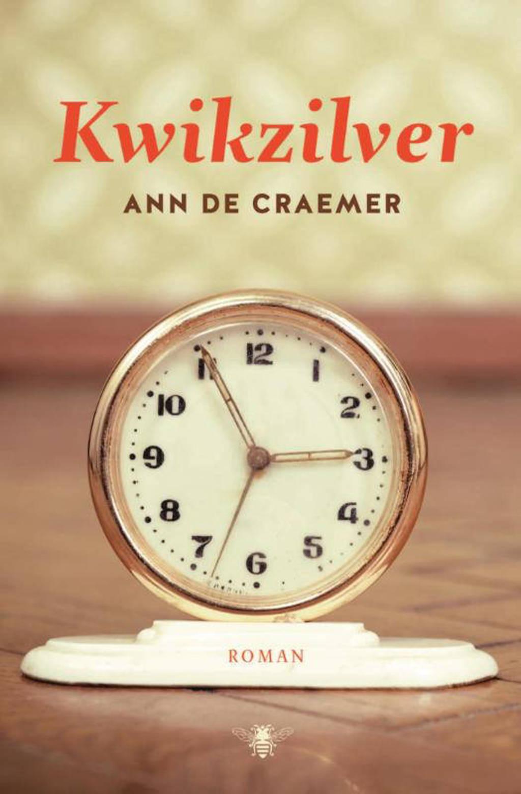 Kwikzilver - Ann De Craemer