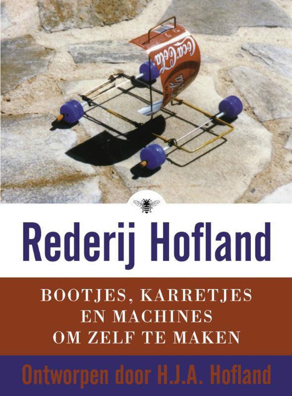 Rederij Hofland - H.J.A. Hofland