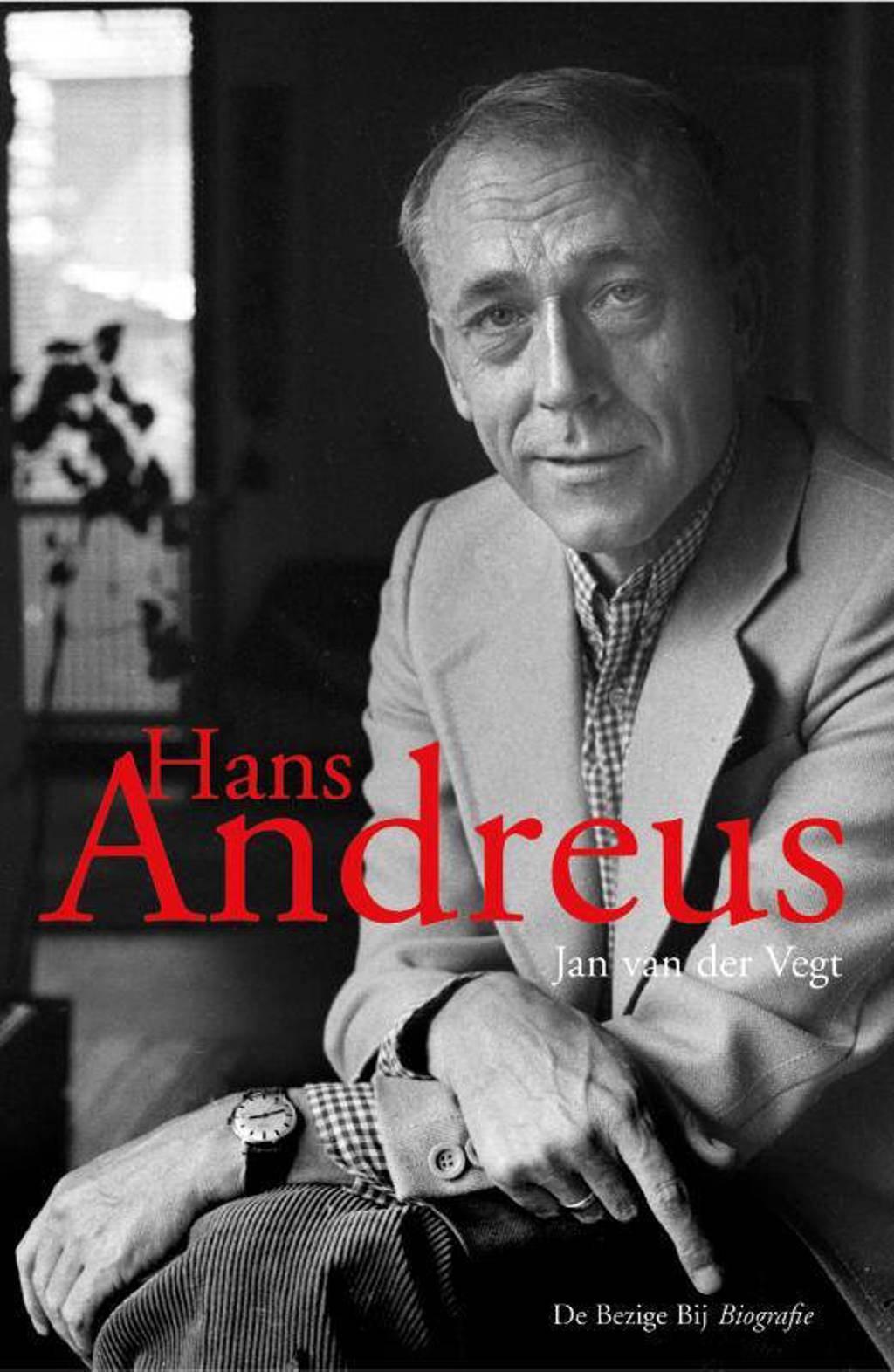 Hans Andreus - J. van der Vegt