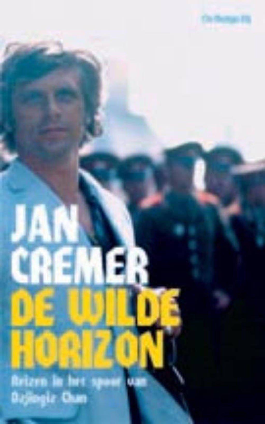 De wilde horizon - Jan Cremer