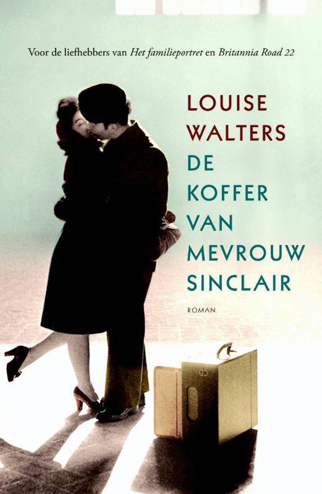 De koffer van mevrouw Sinclair - Louise Walters