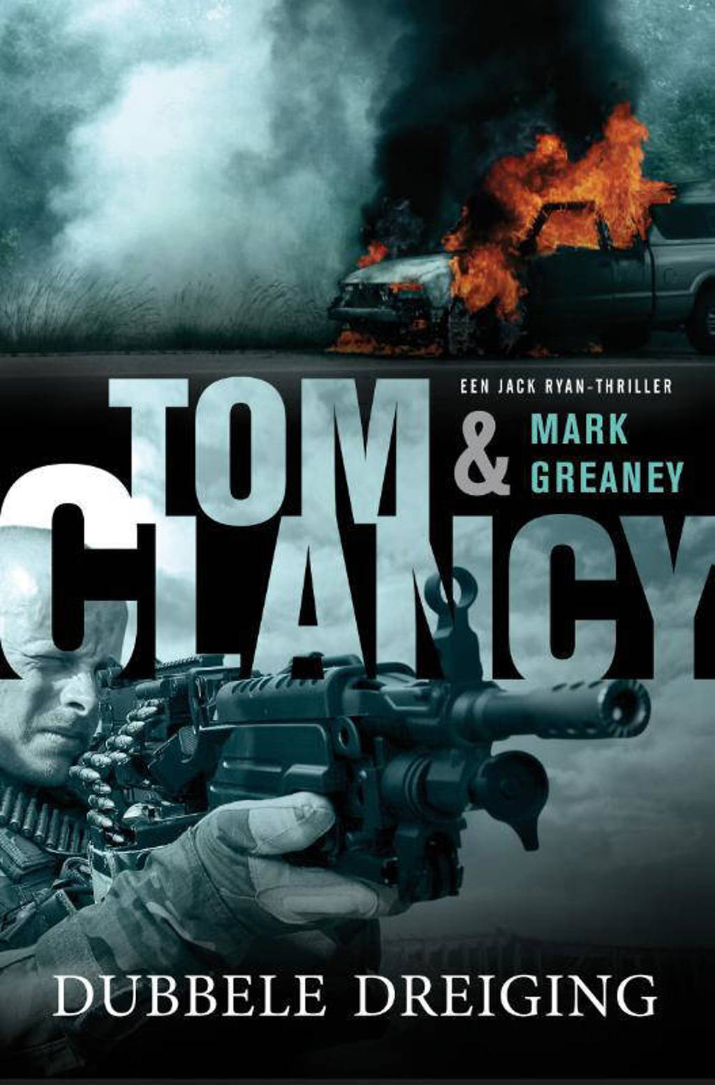 Jack Ryan: Dubbele dreiging - Tom Clancy en Mark Greaney
