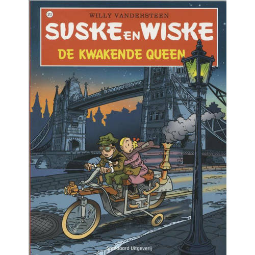 Suske en Wiske: De kwakende queen - Willy Vandersteen kopen