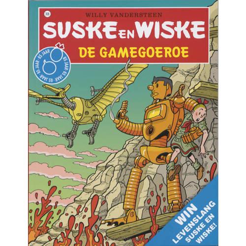 Suske en Wiske: De gamegoeroe - Willy Vandersteen kopen