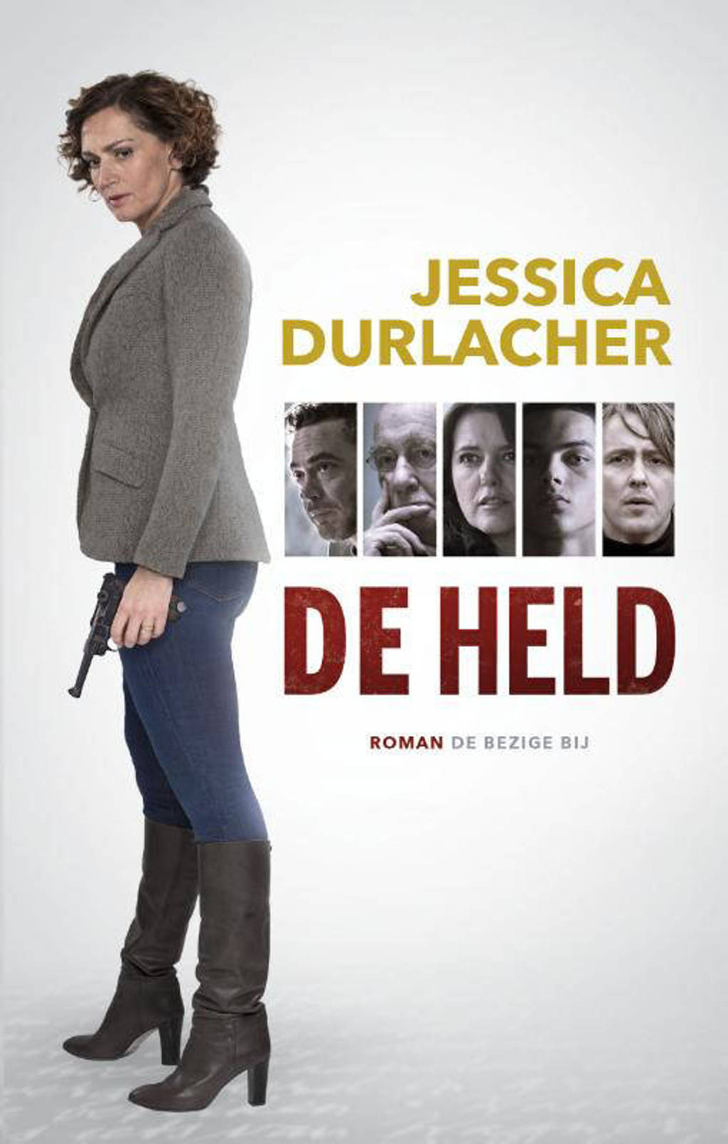 De held - Jessica Durlacher