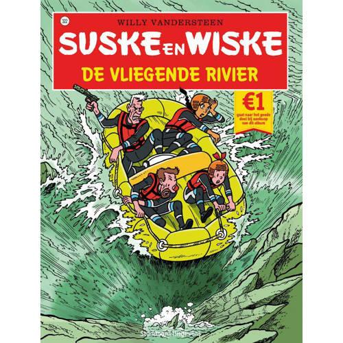 Suske en Wiske: Suske en Wiske De vliegende rivier - Willy Vandersteen kopen