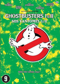 Ghostbusters 1 & 2  (DVD)