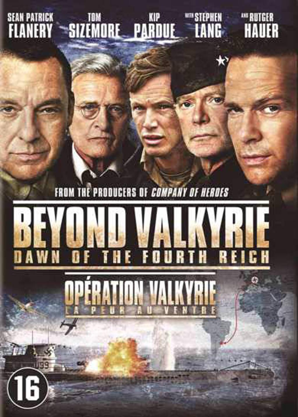Beyond Valkyrie - Dawn of the fourth reich (DVD)