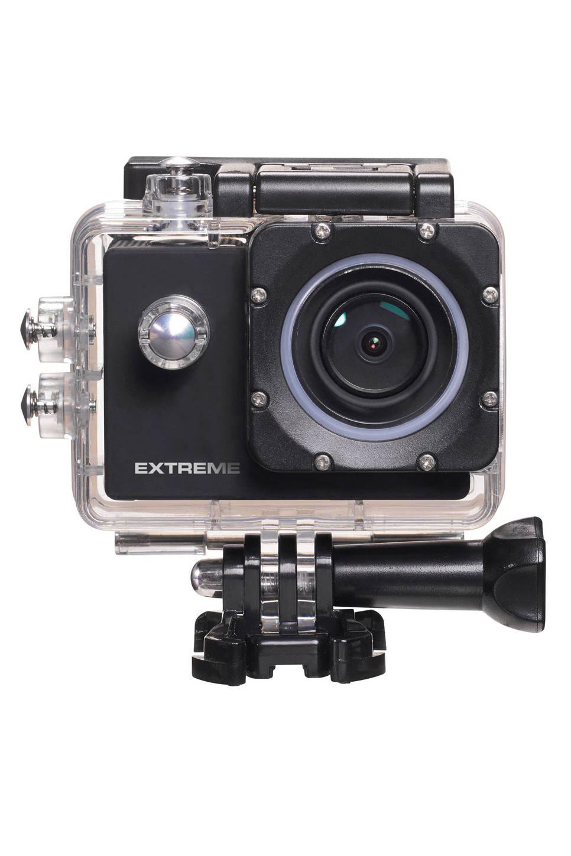 Nikkei Extreme X6 action cam, Zwart