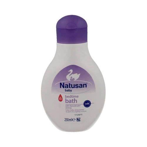 Natusan Baby Bedtime Bath - 250 ml