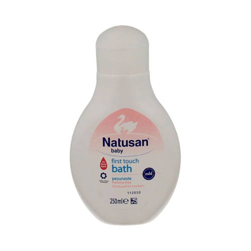 Natusan First Touch badschuim - 250 ml