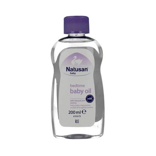 Natusan Baby Bedtime babyolie - 200 ml
