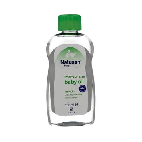 Natusan Intensive Care babyolie - 200 ml