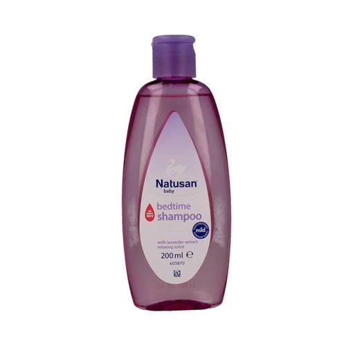 Natusan Baby Bedtime shampoo - 200 ml