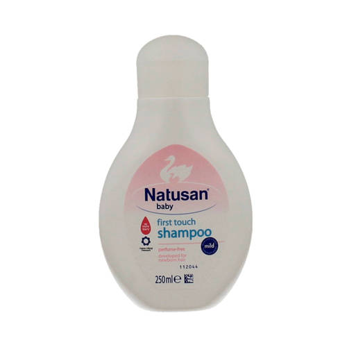 Natusan First Touch shampoo - 250 ml