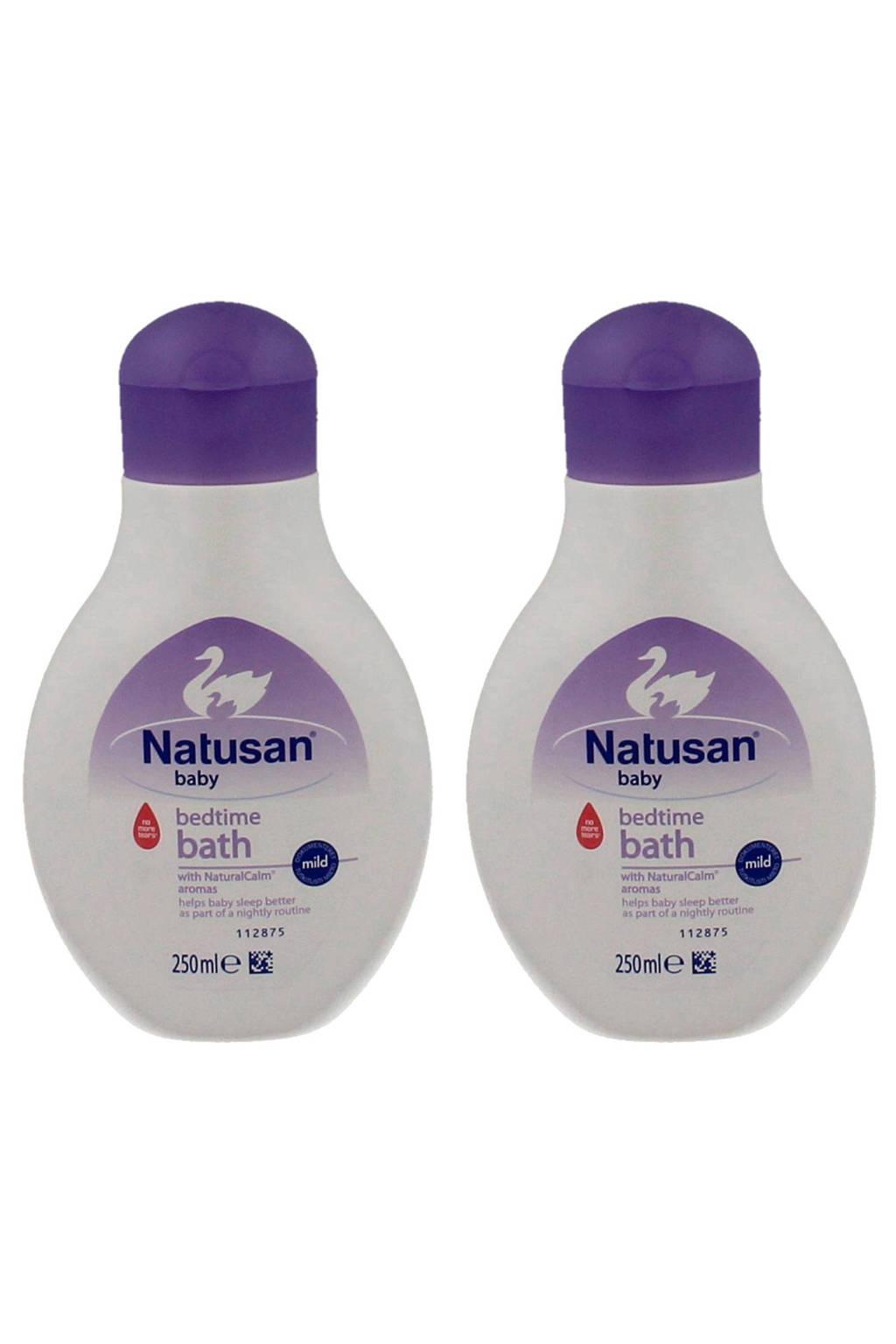 Natusan Baby Bedtime bad - 2 x 250 ml