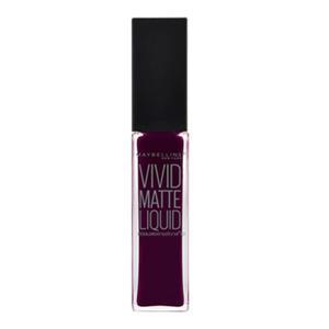 Vivid Matte Liquidlipgloss - 45 Possessed Plum