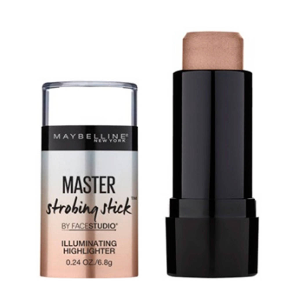 Maybelline New York Master Strobing Stick - 200 Medium - Nude Glow