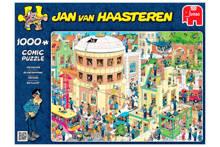 Jan van Haasteren De ontsnapping  legpuzzel 1000 stukjes