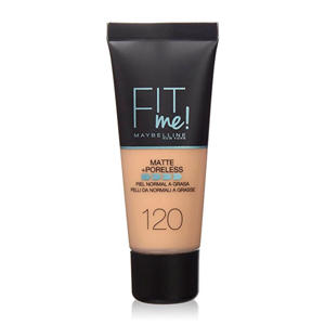 Fit Me! Matte + Poreless liquid foundation - 120 Classic Ivory