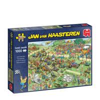 Jan van Haasteren Grasmaaierrace  legpuzzel 1000 stukjes