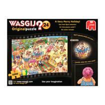 Jumbo  Wasgij original een heel fijne vakantie! legpuzzel 1000 stukjes