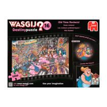 Jumbo  Wasgij original ouwe rockers! legpuzzel 1000 stukjes