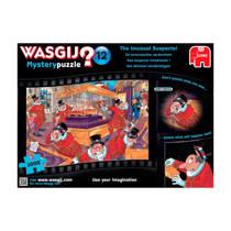 Jumbo  Wasgij original de onverwachte verdachten! legpuzzel 1000 stukjes