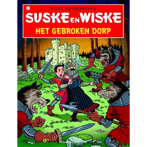 Suske en Wiske: Het gebroken dorp - Willy Vandersteen kopen