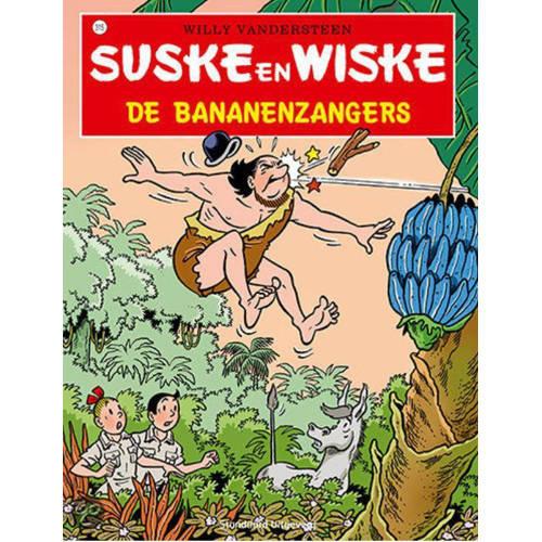 Suske en Wiske: De bananenzangers - Willy Vandersteen, Peter van Gucht en Luc Morjaeu kopen