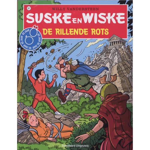 Suske en Wiske: De rillende rots - Willy Vandersteen kopen