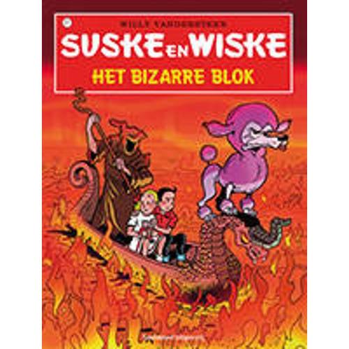 Suske en Wiske: Het bizarre blok - Willy Vandersteen kopen