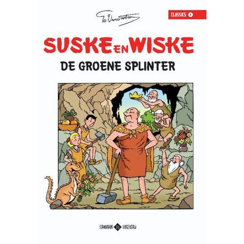 Suske en Wiske Classics: De groene splinter - Willy Vandersteen kopen