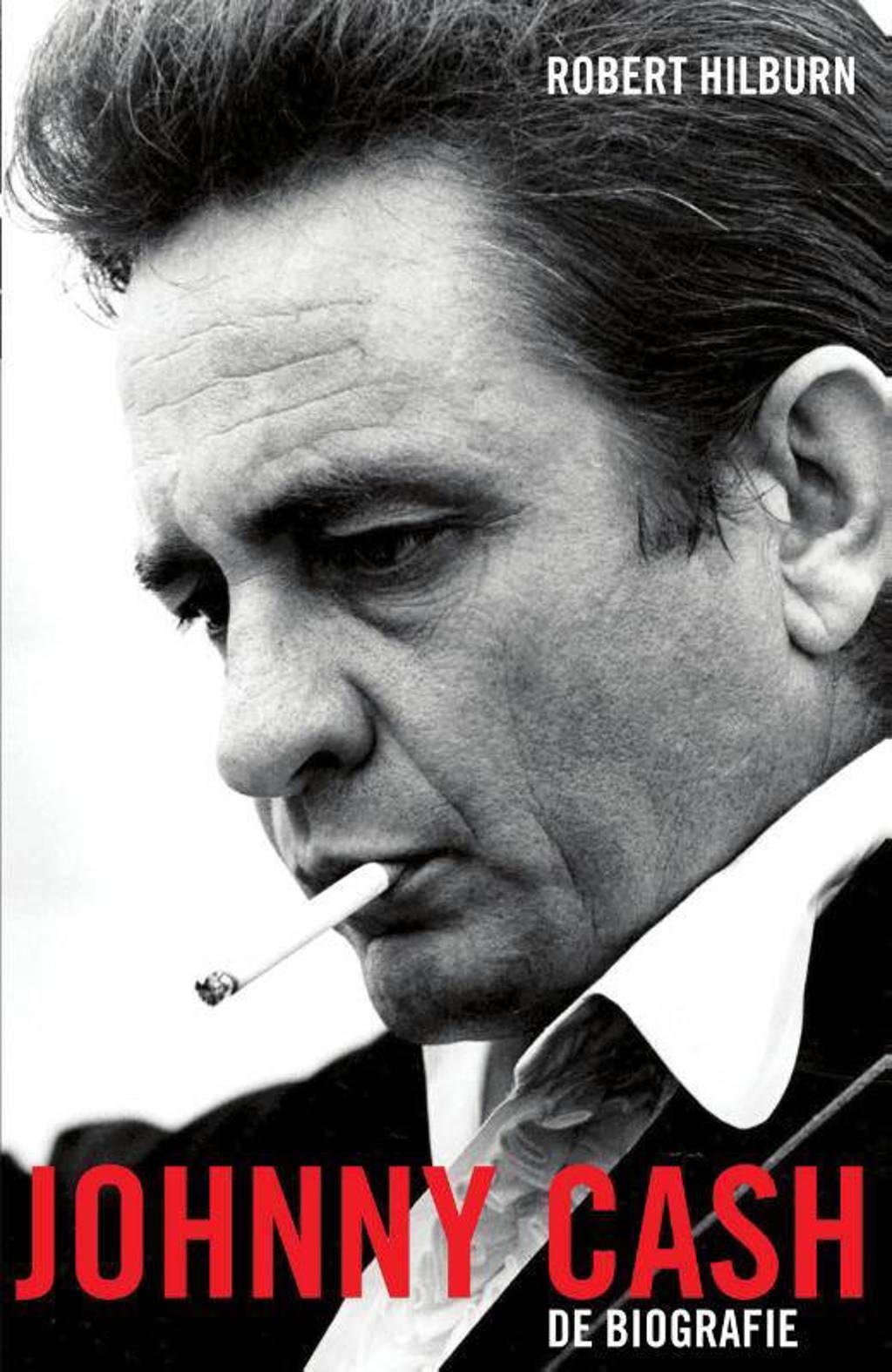 Johnny Cash - Robert Hilburn
