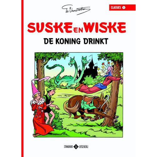 Suske en Wiske Classics: De koning drinkt - Willy Vandersteen kopen