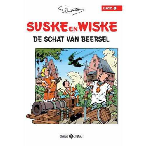 Suske en Wiske Classics: De schat van Beersel - Willy Vandersteen kopen