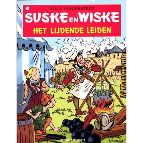 Suske en Wiske: Het lijdende Leiden - Willy Vandersteen en Peter Van Gucht kopen
