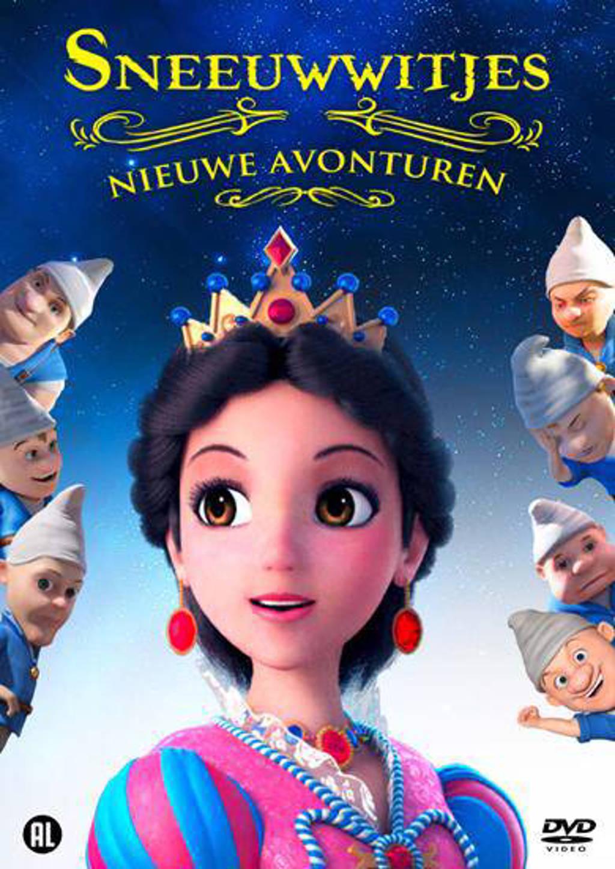 Sneeuwwitjes nieuwe avontuur (DVD)