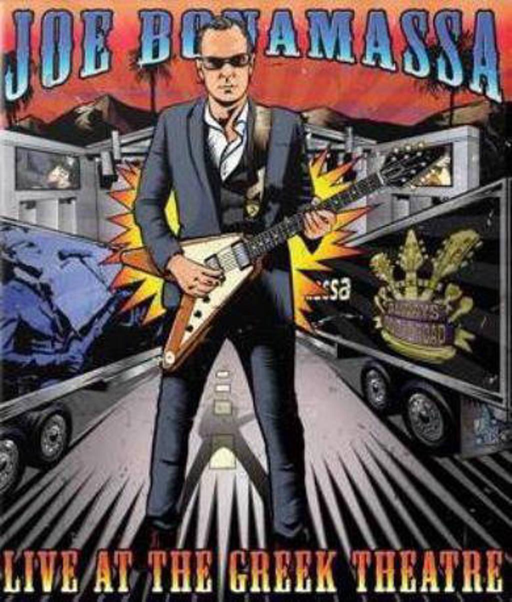 Joe Bonamassa - Live at the Greek theatre (Blu-ray)