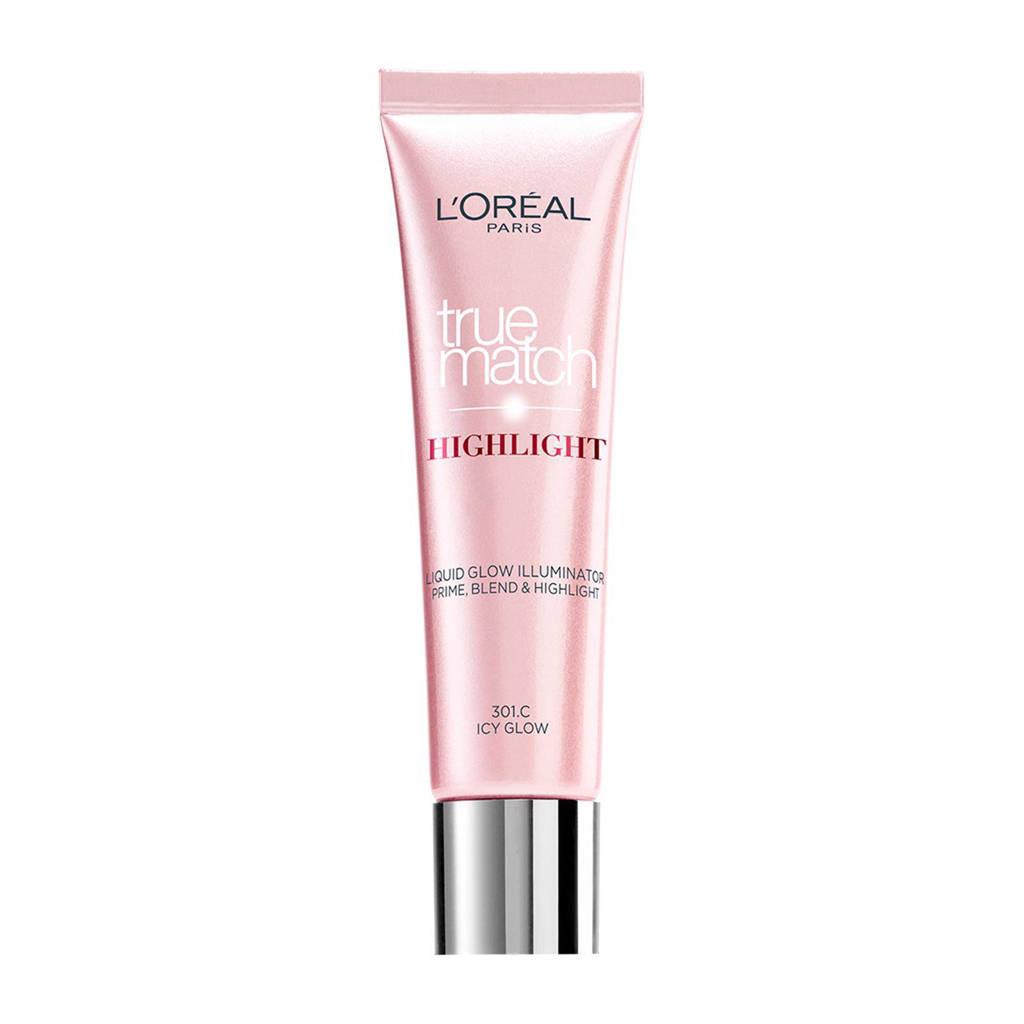 L'Oréal Paris True Match High Light  - 301 Icy Glow