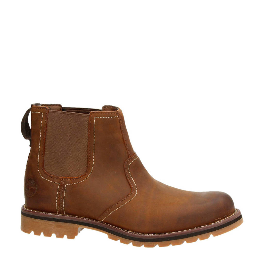 Timberland   nubuck chelsea boots, Camel