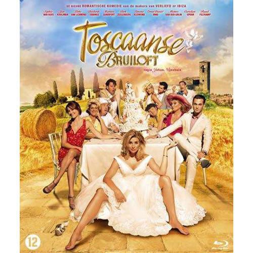 Toscaanse bruiloft (Blu-ray) kopen