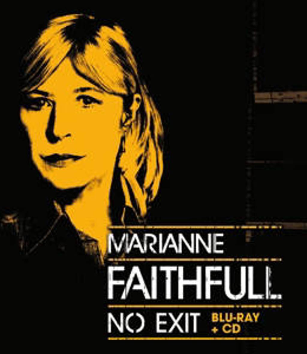 Marianne Faithfull - No Exit (Blu-ray)