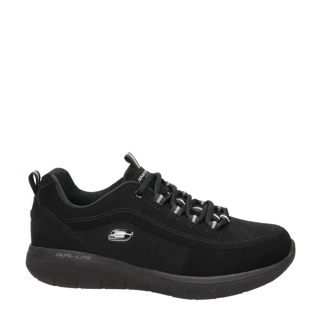 Skechers  sneakers, Zwart