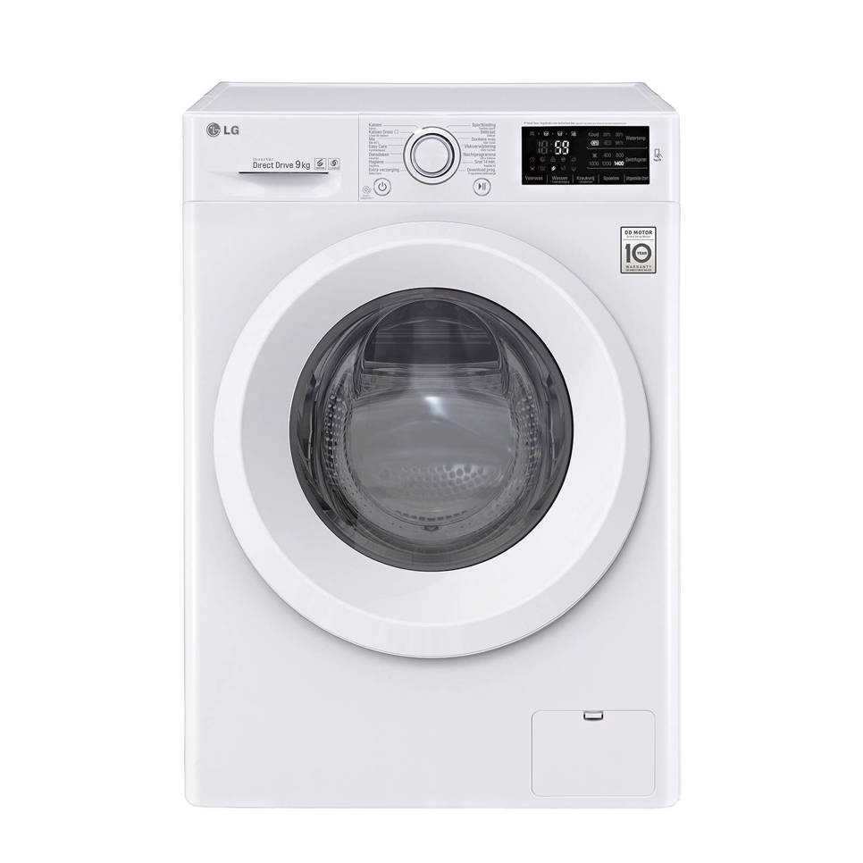 LG FH4U2SMD9 Direct Drive wasmachine