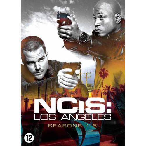 NCIS Los Angeles 1-6 DVD ()