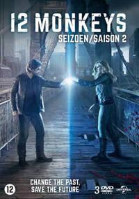 12 monkeys - Seizoen 2 (DVD)