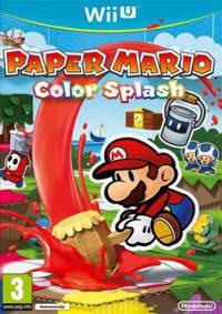 Paper Mario - Color splash (Nintendo Wii U)
