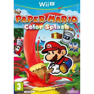 PaperMario - Color splash (Nintendo Wii U)